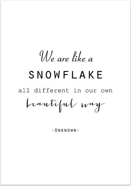 snowflakes - beautiful
