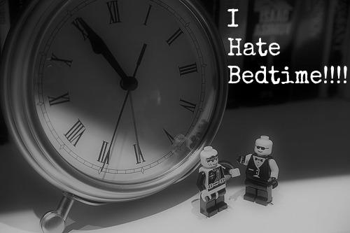 I Hate Bedtime