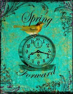 sping forward day light savings