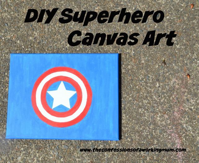 DIY superhero canvas art may 10 (2)