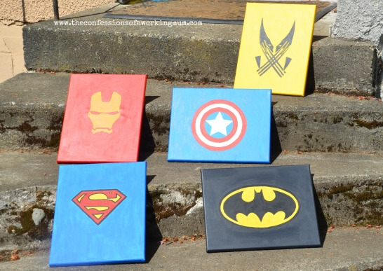 diy superhero canvas may 10 (3)