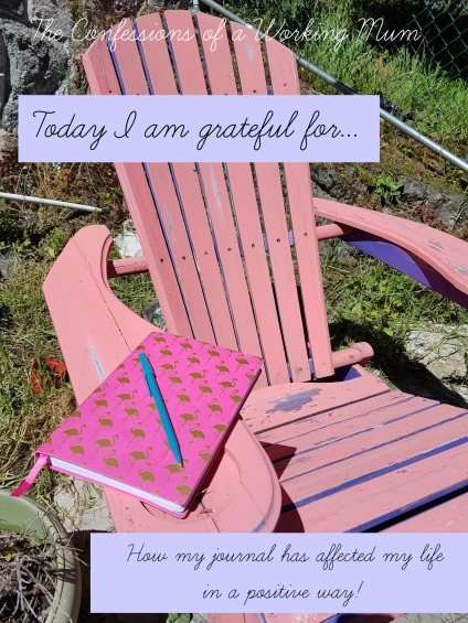 Confessions - Today I am grateful for...